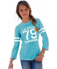 KangaROOS 3/4-Arm Shirt, für Mädchen