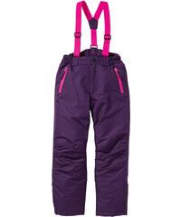 bpc bonprix collection Pantalon de ski, T. 116-170 violet enfant - bonprix