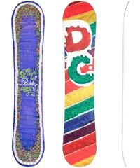 SNOWBOARD DC BIDDY WMS - modrá (139) - 139