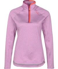 ODLO Sweatshirt magenta purple melange