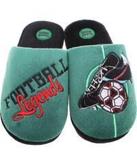 Gioseppo Legends chlapecké domácí pantofle zelené
