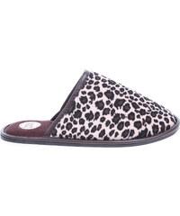 Gioseppo Pardi dámské domácí pantofle hnědé