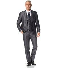 Anzug (Set 4 tlg. mit Weste mit Krawatte) Studio Coletti grau 24,25,26,27,28