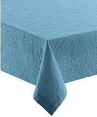 Tischdecke PICHLER blau 1 - ca. 80/80 cm,2 - ca. 130/170 cm,3 - ca. 150/250 cm,4 - ca. 170 cm, rund,5 - ca. 160/220 cm, oval