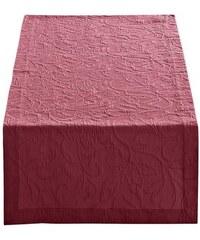 PICHLER Tischläufer rot 1 - ca. 50/150 cm,2 - ca. 50/260 cm