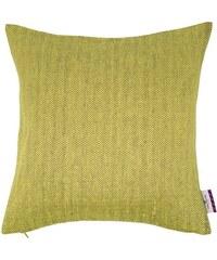 Tom Tailor Kissenhülle Tiny Zigzag (1 Stück) gelb 1 (40x40 cm)