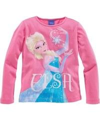 Disney Langarmshirt mit Eisprinzessin Elsa für Mädchen Disney rosa 116/122,128/134,140/146