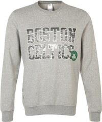 adidas Performance Boston Celtics GFX Fleece Crew Sweatshirt Herren