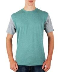 Pánské tričko Funstorm Toni smoke green M