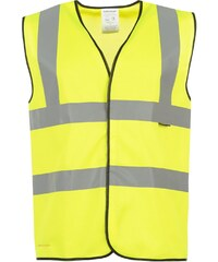 Reflexní bunda Dunlop pán. žlutá