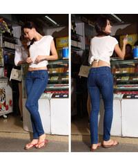 Lesara Jeans avec plissures à la taille
