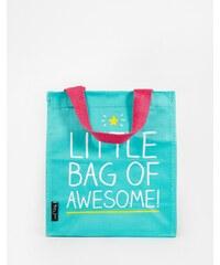 Happy Jackson - Little Bag of Awesome - Brotzeittasche - Grün