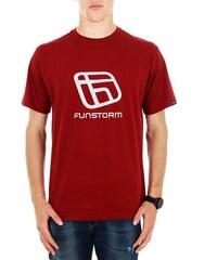 Pánské tričko Funstorm I.d. claret M