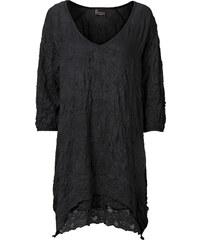 RAINBOW Tunique noir manches 3/4 femme - bonprix