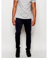 ASOS - Ensemble pantalon de survêtement skinny - Bleu marine - Bleu