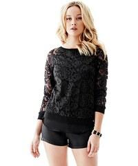 Guess Halenka Shiny Lace Pullover