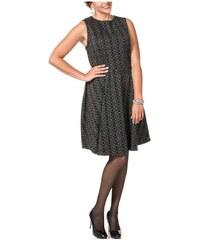 Móda pro plnoštíhlé, značkové šaty také v nadměrné velikosti Joe Browns 40 šedá