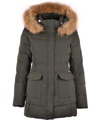Dámská zimní bunda Snowimage khaki