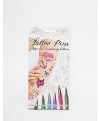 Paladone - Tattoo-Stifte - Mehrfarbig