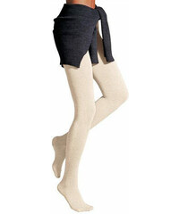 Pletené punčochové kalhoty, Thermosan přírodní