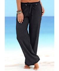 BEACH TIME Plážové kalhoty, Beachtime černá