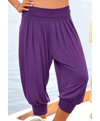 VENICE BEACH Harémové kalhoty, Venice Beach lila