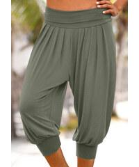 VENICE BEACH Harémové kalhoty, Venice Beach khaki