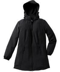 SHEEGO CASUAL Softshell bunda, sheego Casual černá