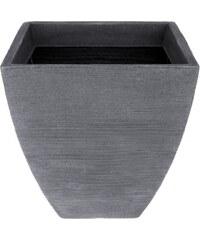 Květináč 40x40x42 cm, šedý EXCELLENT KO-Y54191450