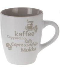Hrnek café 300 ml, béžový EXCELLENT KO-Q75100450bezo