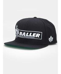 K1X Baller Snapback Black