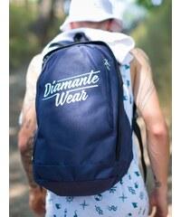 Diamante Wear Diamante Backpack Navy