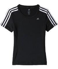 adidas CLIMA 3SESS TEE černá XS