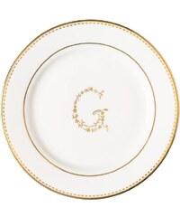 Green Gate Malý talířek G gold 15 cm