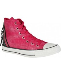 Converse Hi Sparkle Wash Womens Trainers, cosmos pink