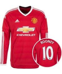 adidas Performance Manchester United Trikot Home Rooney 2015/2016 Herren