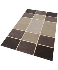 Teppich Maurice handgearbeitet 3,8 kg/m² reine Schurwolle MY HOME grau 7 (B/L: 240x320 cm),8 (B/L: 290x390 cm)