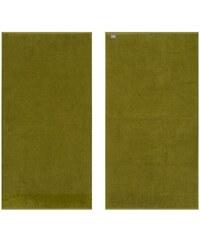 KAS Badetuch KAS Soft mit leuchtenden Farben natur 1xBadetuch 70x140 cm