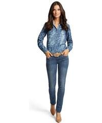 Damen Jeans Monroe H.I.S blau 34,36,38,40,42,44,46