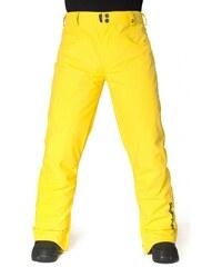 Kalhoty Horsefeathers Roulette yellow 2015/16