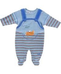 Schnizler Baby - Jungen Schlafstrampler Nicki Schlafanzug Super Pilot