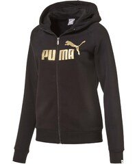 Puma FUN HOLIDAY HOODED SWT JACKET S