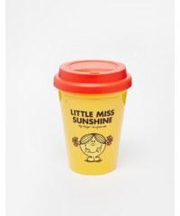 Tasse de voyage Little Miss Sunshine 300 ml - Jaune