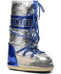 Moon Boot - Satellite - Sportschuhe für Damen / silber