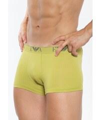 Pánské boxerky Emporio Armani 111210 5A715 žlutá Dle obrázku