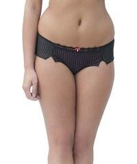 Dámské kalhotky Curvy Kate Ritzy SG2103 Černá_Červená