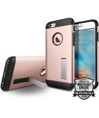 Pouzdro / kryt pro Apple iPhone 6 / 6S - Spigen, Slim Armor Rose Gold