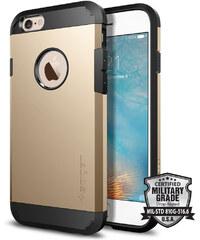 Pouzdro / kryt pro Apple iPhone 6 / 6S - Spigen, Tough Armor Champagne Gold