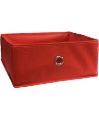 Ordinett Úložný box Halfkos Red