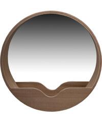 Zuiver Zrcadlo s odkládacím prostorem Round Wall, 40 cm